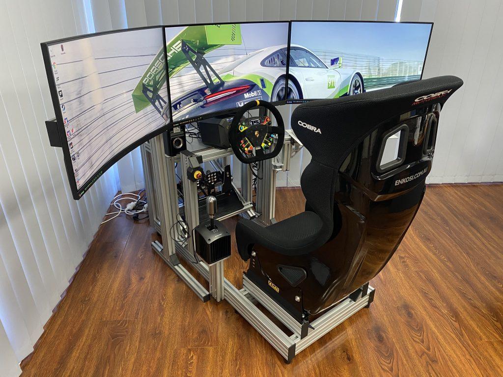 Racing Simulator Cockpits Enkosi Pty Ltd